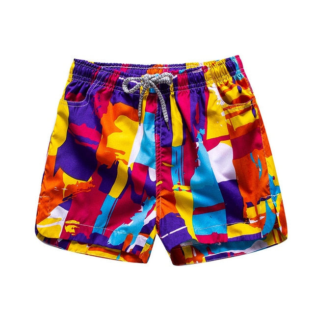 Men Fast-drying Swimming Beach Shorts - On-Point Clothing!