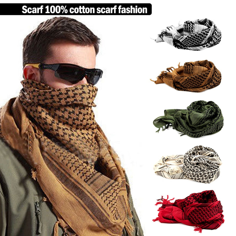 Men Square Outdoor Shawl - On-Point Clothing!