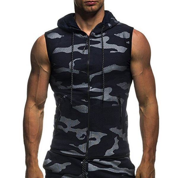 Men Sleeveless Tank Top - On-Point Clothing!