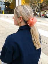 Load image into Gallery viewer, Marshmallow Oversize Scrunchie