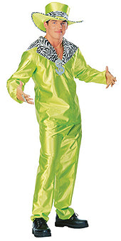 Big Daddy Neon Green Costume