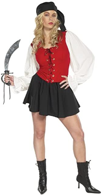 Pirate Booty Costume