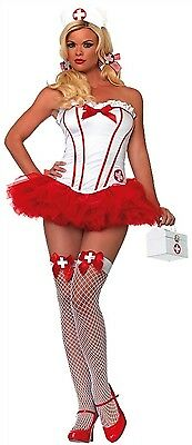 Nurse - Naughty Nurse Bustier