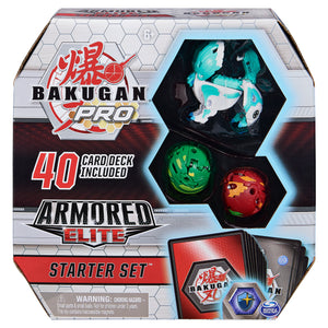 Armored Elite Starter Set with Hydorous Ultra