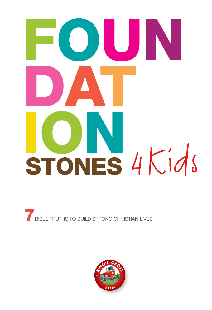 FOUNDATION STONES FOR KIDS SET