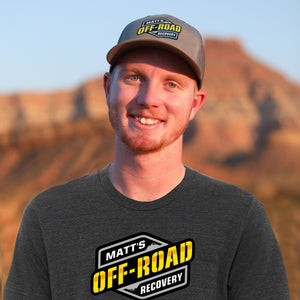 Matt Off-Road T-Shirt