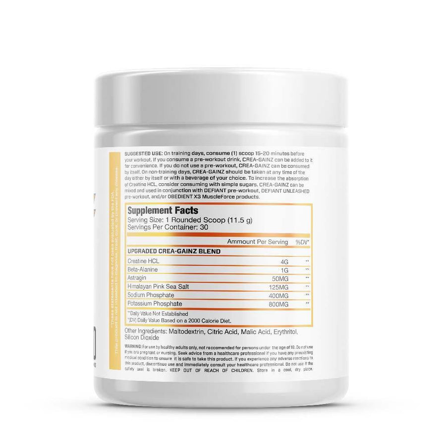 MuscleForce Crea-Gainz Advanced Creatine Formula