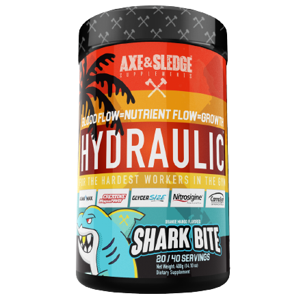 Axe & Sledge Hydraulic Pump Pre-Workout - Supp Kingz