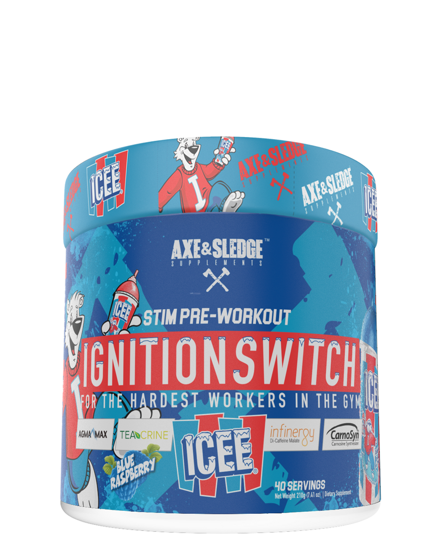 Axe & Sledge Ignition Switch Pre-Workout - Supp Kingz