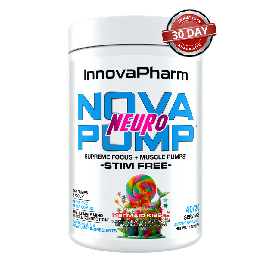 InnovaPharm NovaPump Neuro Pre-Workout - Supp Kingz