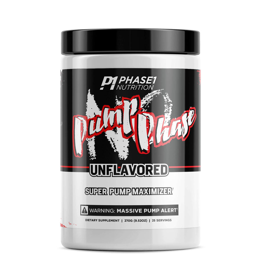 Phase One Nutrition Pump-Phase N.O.