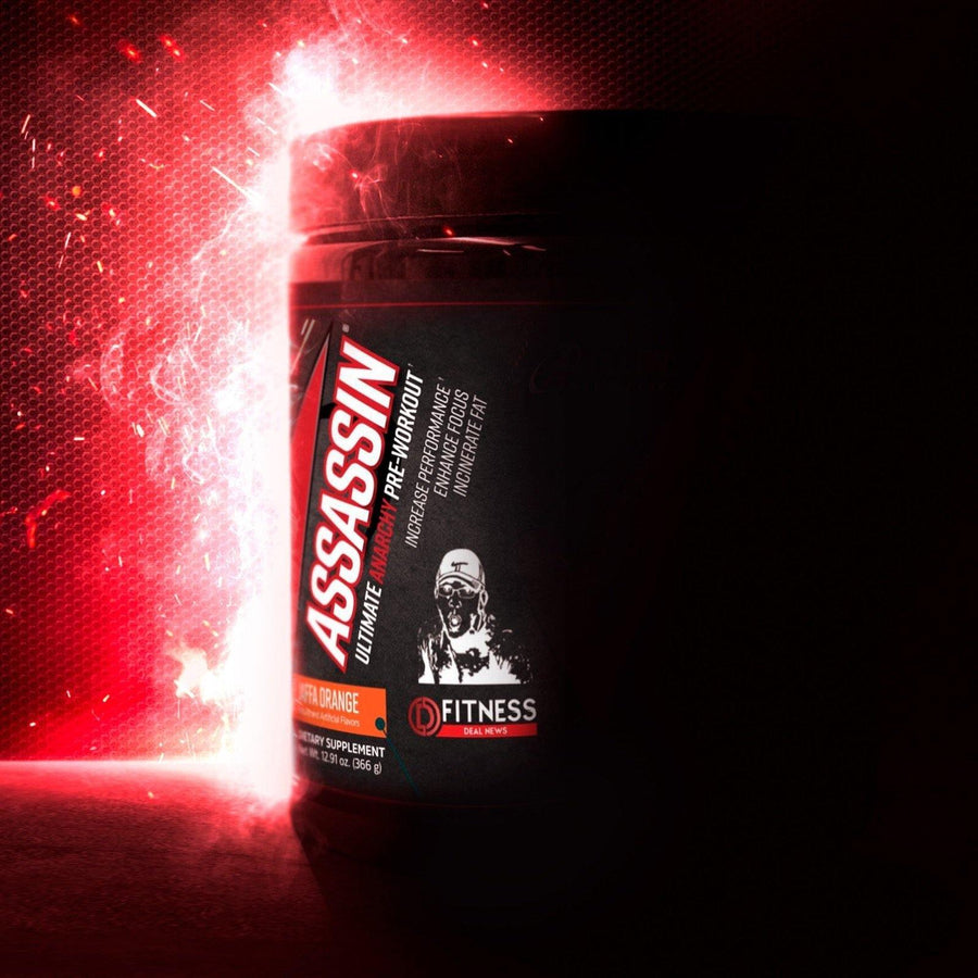 Apollon Nutrition Assassin V6.5 FDN Limited Edition Pre-Workout - Supp Kingz