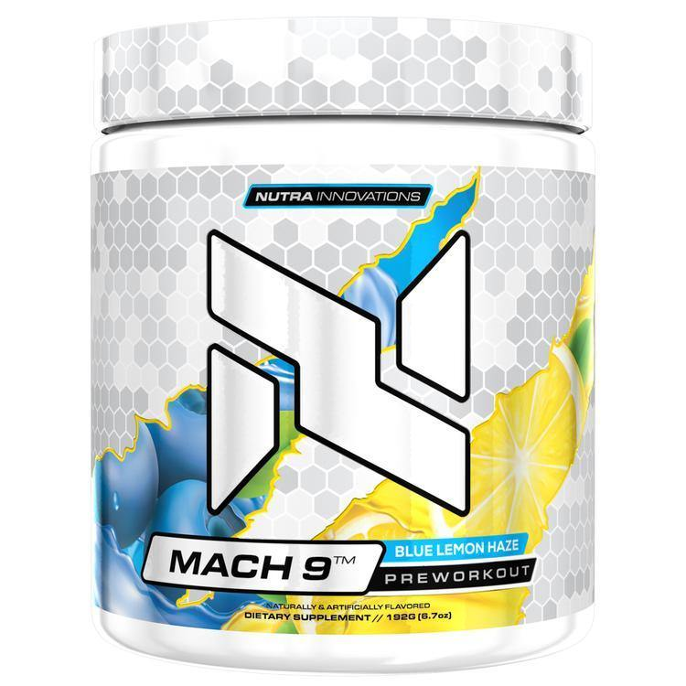 Nutra Innovations Mach-9 Pre-Workout