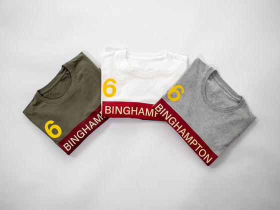 Grey - SPELLING Champ Tee