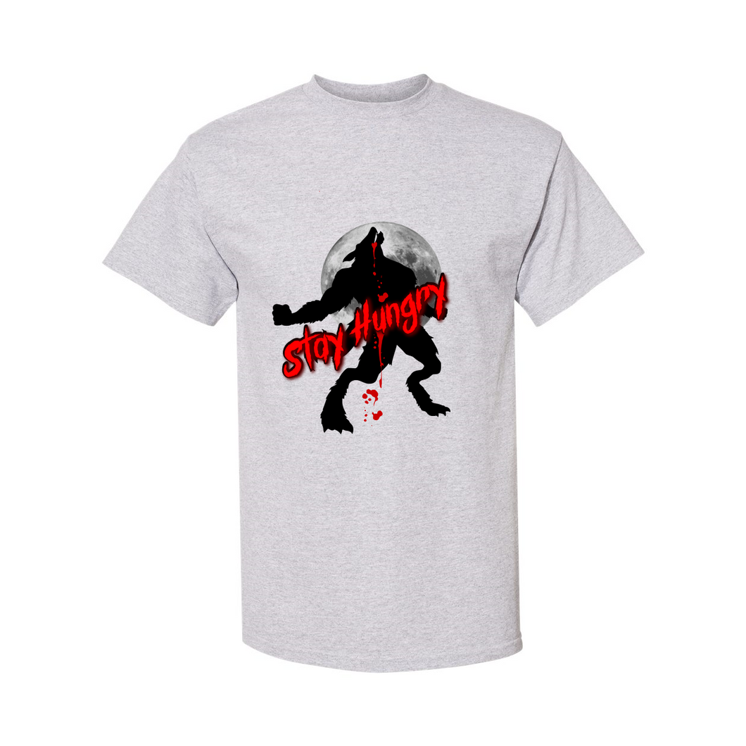 Stay Hungry ALSTYLE 1901 Heavyweight T-Shirt