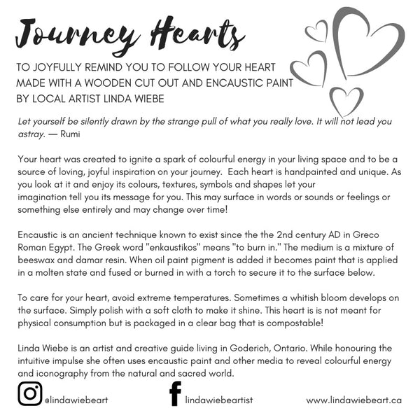 Journey Heart - Ready for Lift Off