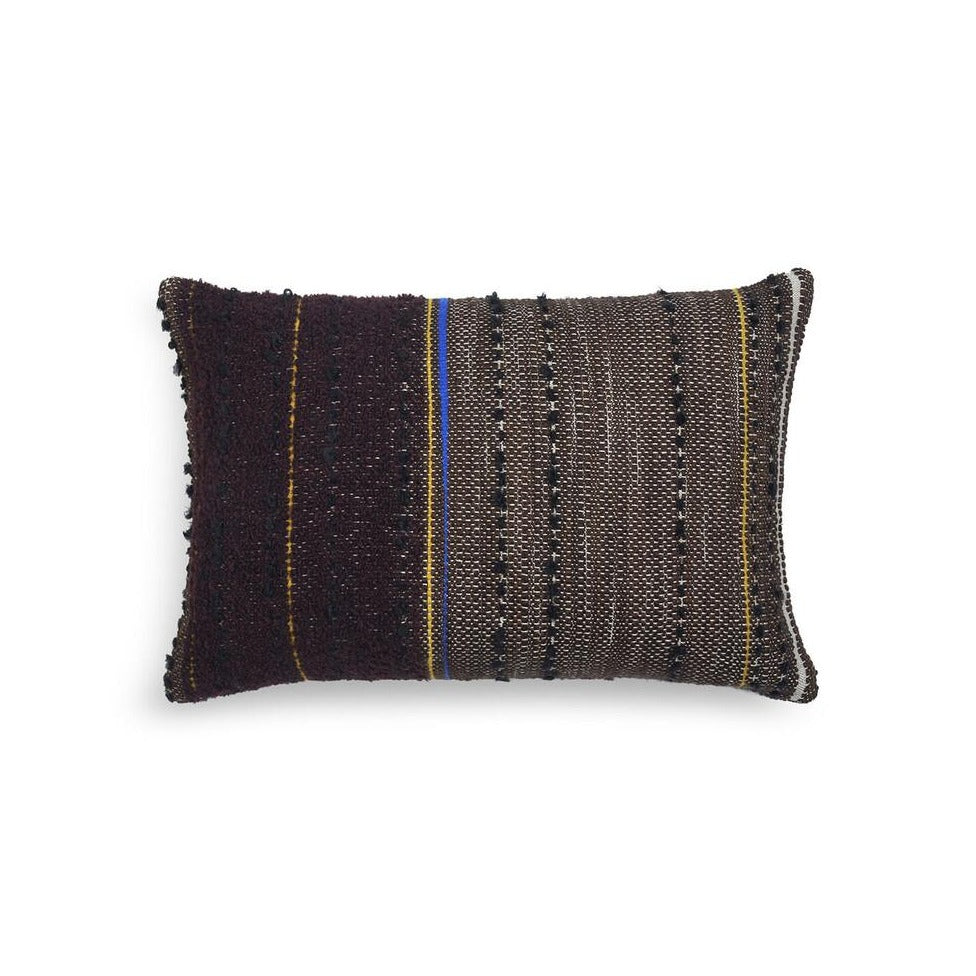 Dark Tulum cushion - lumbar 60/40