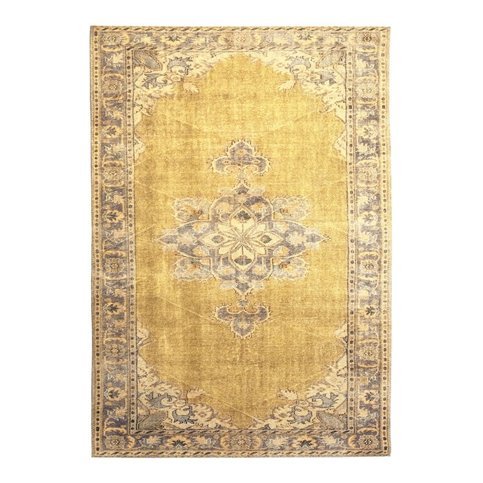 Blush carpet  200x290 cm - yellow