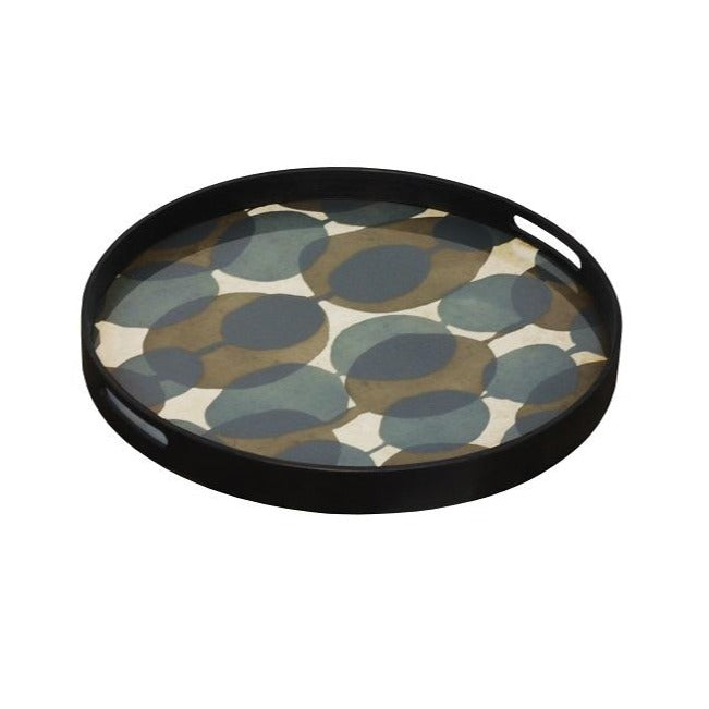 Connected Dots glass tray-RO/S 48/48/4