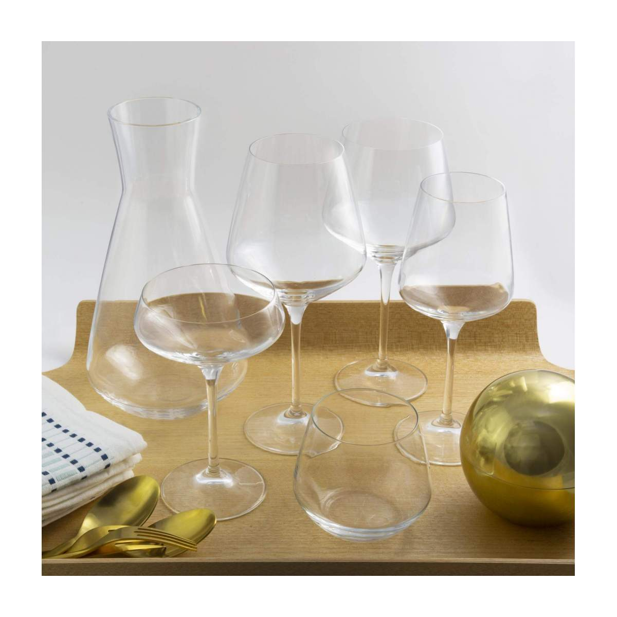 BREMEN/RED WINE GLASS 79CL PACK 6