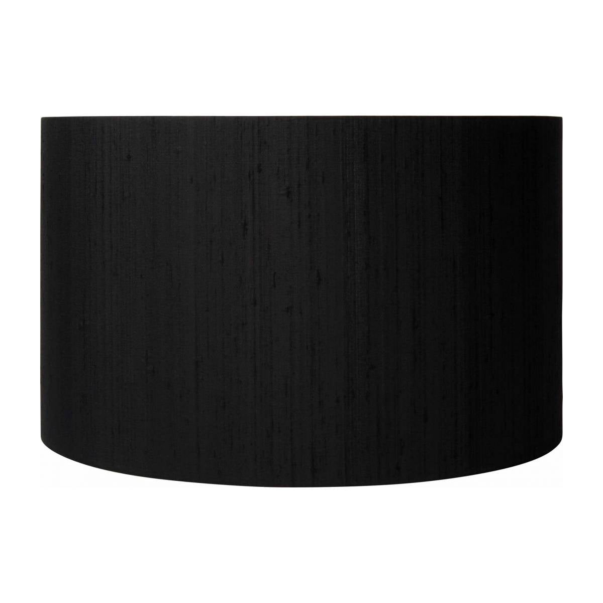 DRUM SILK/ DRUM SHADE 40x24 BK