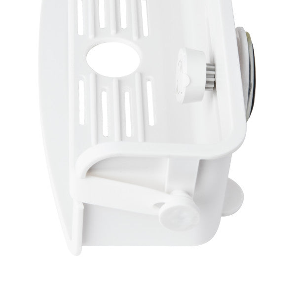 Flex gel lock bin white