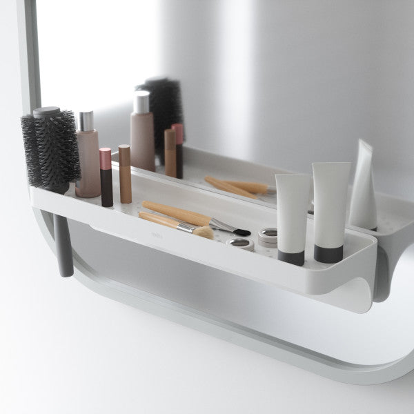 Flex Sure Lock shelf white