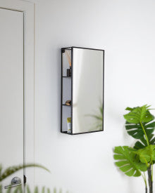 CUBIKO MIRROR BLACK