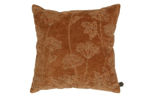 HOGWEED CUSHION VELVET SYRUP 50x50