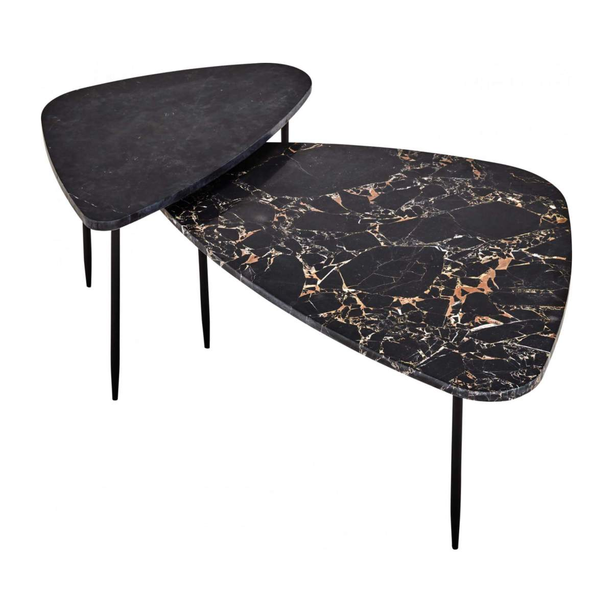 MARBLE/ NESTED TABLE MARBLE