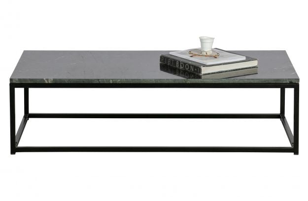 Mellow coffe table marble 32x120