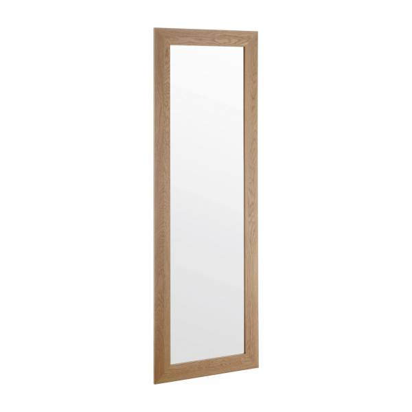 MARLO/ WALL MIRROR OAK 53X150M