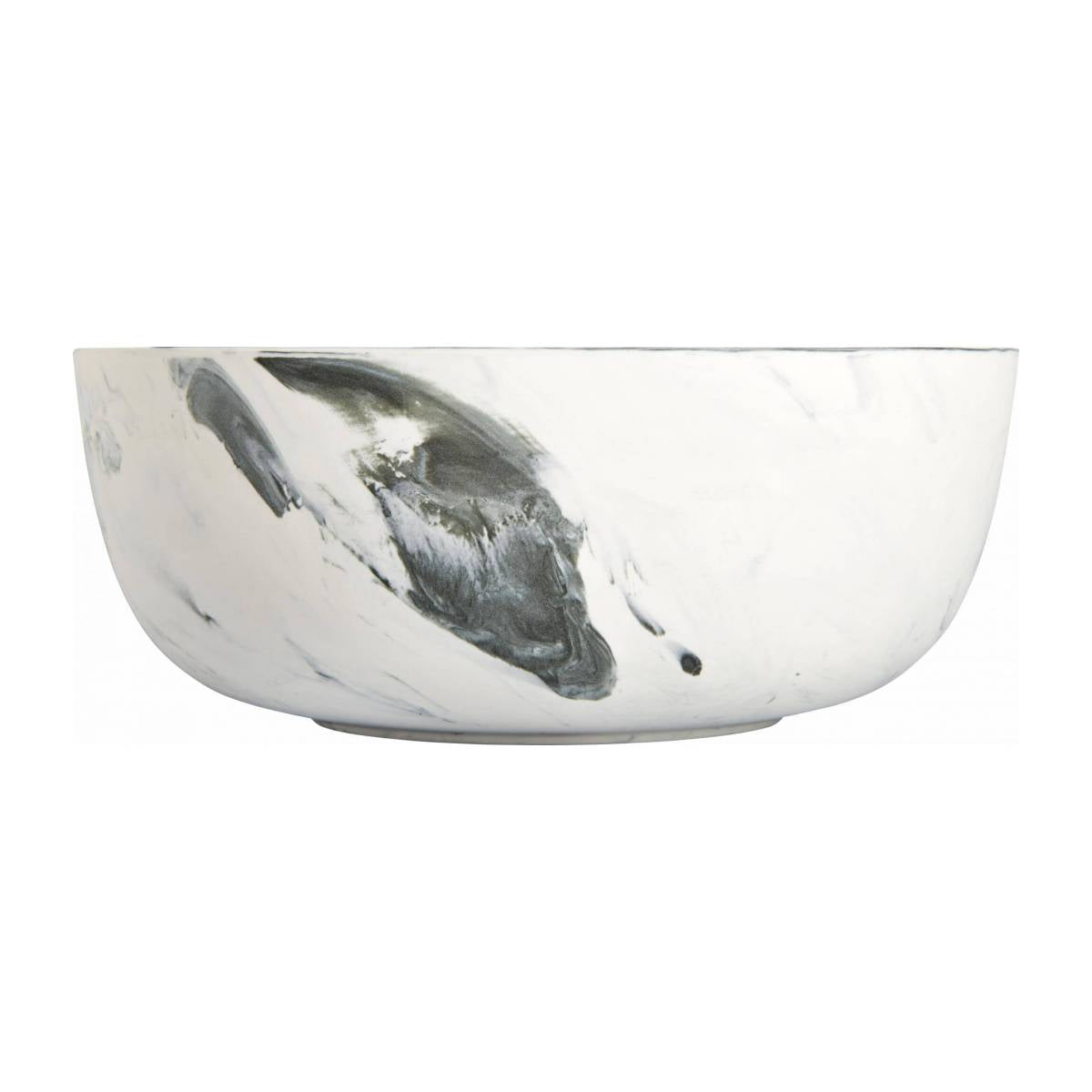 ESBO/ SALAD BOWL MARBLE EFFECT