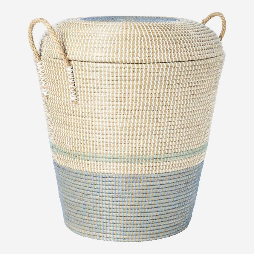 SONA SEAGRASS BASKET L