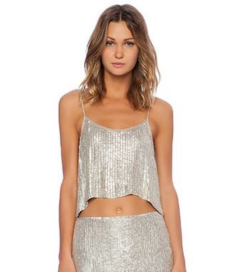 Sequin Bobbi top