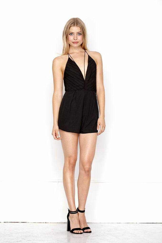 Come on Strappy Playsuit