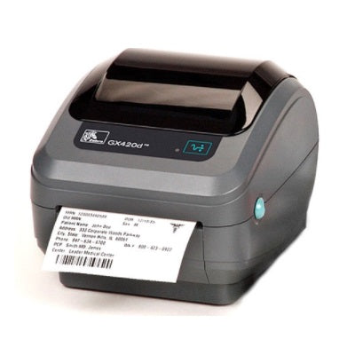 Zebra® GX GK 420D 420T 430T Compatible Label