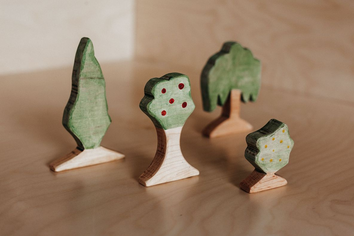 Wooden Tree Pack