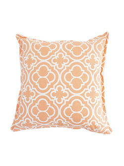 Cushion Cover Foil Coral