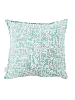 Cushion Cover Kite Aqua