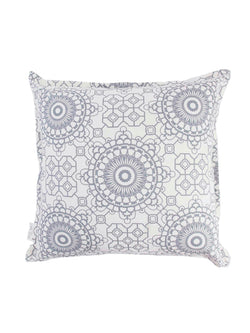 Cushion Cover Mosaic Graphite