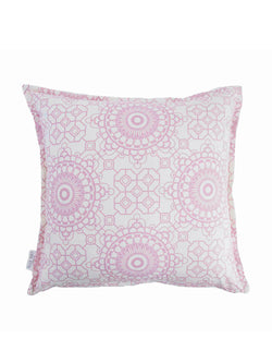 Cushion Cover Mosaic Rose Quartz