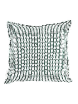 Cushion Cover Speck Emerald