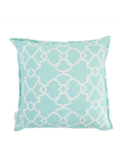 Cushion Cover Trellis Spearmint