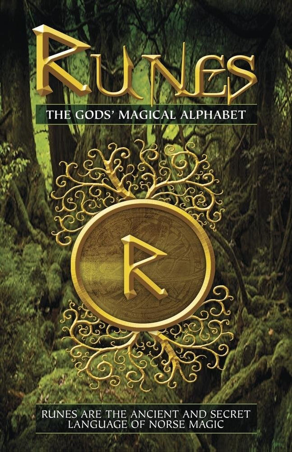 Runes The God's Magical Alphabet