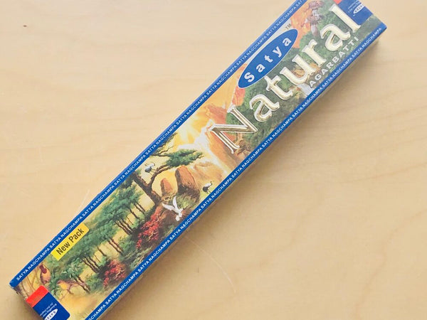 Satya Natural Incense