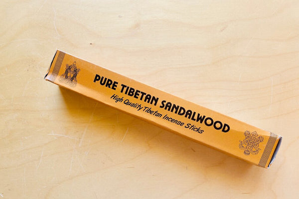 Pure Tibetan Sandalwood Incense