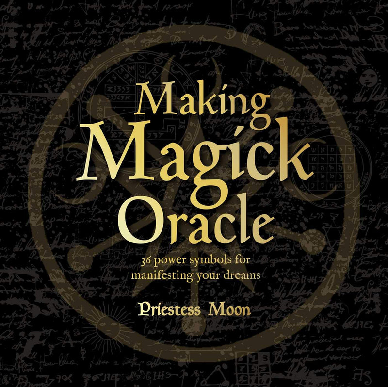 Making Magick Oracle Cards