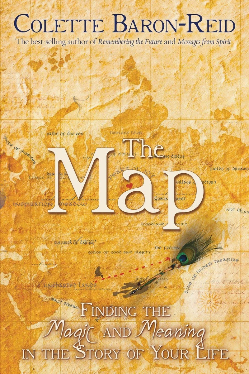 The Map Finding the Magic