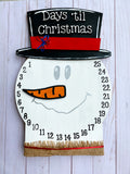 Countdown 'til Christmas- Snowman edition